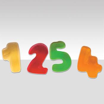 Astra--Cijfers en letters