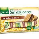 Diet Nature Wafers choco 3x70g