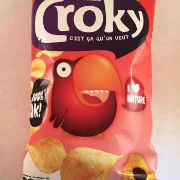 Croky Chips Salt 200g