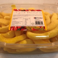 Sugared Bananas 350g
