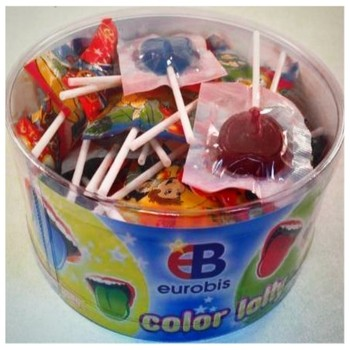 Lollipops Color Lolly 352g