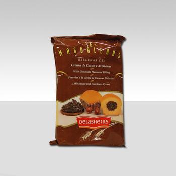 MAGD GEVULD chocolade