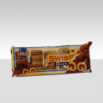 MINI SWISS ROLL chocolade