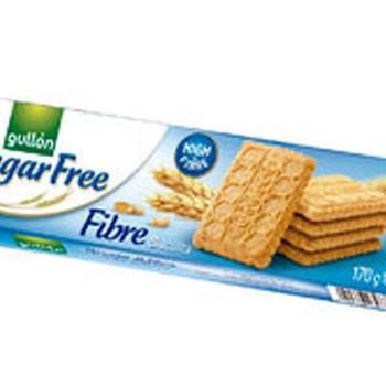 Sugar Free Fibre Biscuits 170g