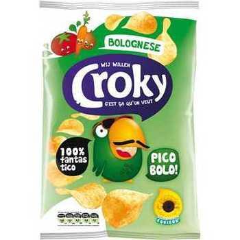 Croky Chips Bolognese 100g