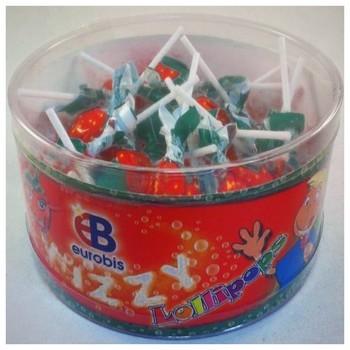 Lollipops strawberry 400g